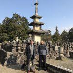 福原堂礎先生主催の第32回「仏教墓塔研究会」研修会に参加してきました。